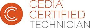 Cedia Certified Technician Logo