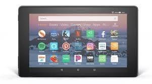 Fire HD 8 Tablet Device