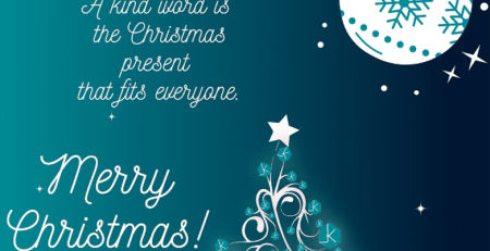 Kindspace Christmas eCard