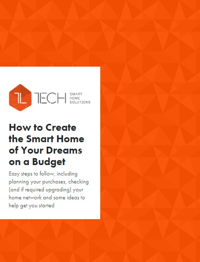 eBook cover - How to Create the Smart Home of Your Dreams