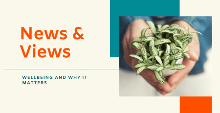 News & Views - Wellbeing and Why It Matters