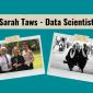 Sarah Taws Graduation Photos
